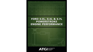 Powerstroke Engine Performance Training Manual