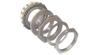 Controlled Wheel Bearing Pre-Load