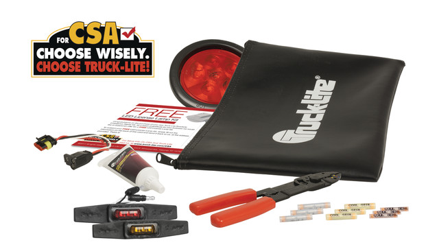 'For CSA, Choose Wisely-Choose Truck-Lite' training program