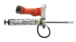 Lock-n-Load 12V Battery-Powered Grease Gun No. L1380L