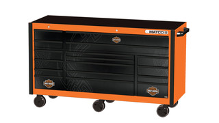 Harley-Davidson toolbox designs