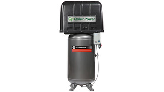 Quiet Power Series air compressors