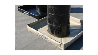 Mini-Berm spill tray