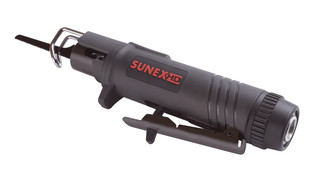 In Focus: Sunex Tools Low Vibration Air Saw