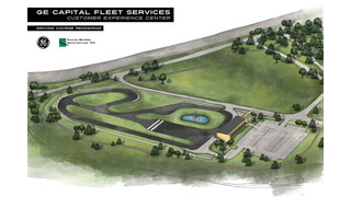 GE Capital Fleet Services breaks ground on EV learning center