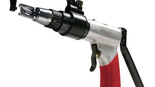 In Focus: Blair Enforcer Spotweld Drill