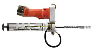 Lock-n-Load 12V Battery-Powered Grease Gun No. L1380L
