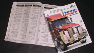2011 Heavy Duty Filter Catalog