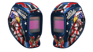 10th Anniversary Helmet