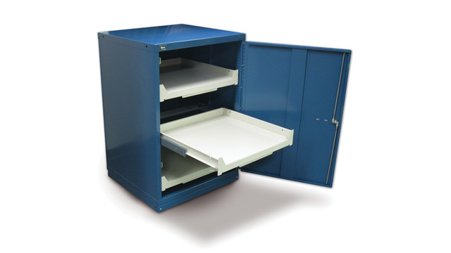 Roll-out Tray Cabinet
