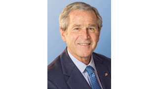 President George W. Bush named keynote speaker for The Work Truck Show 2012