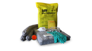 XSORB ColdForm Universal Vehicle Spill Kit