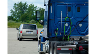 Truck Collision Warning Systems