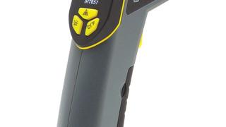 12:1 Wide Range IR Thermometer No. IRT657
