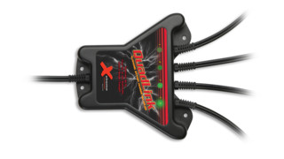 QuadLink battery charger and multiplier