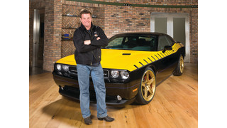Chip Foose-designed Dodge Challenger debuts at SEMA Show