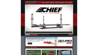 Chief redesigns website to provide richer content, faster access