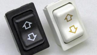 GRS-6024 series Momentary Action Full Size Reversing Rocker Switch
