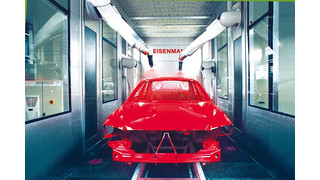 Painting Trends in the Automotive Industry