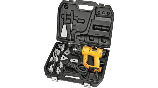 Tool Review: DeWALT Heat Gun Kit