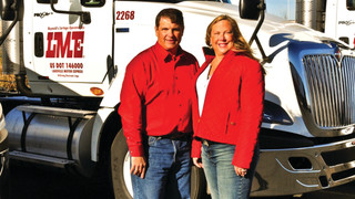 LTL carrier Lakeville Motor Express positioned for growth