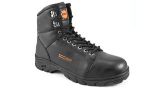 Grinder boot