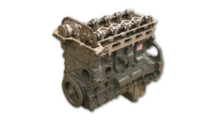 GM Vortec 3700 remanufactured engine