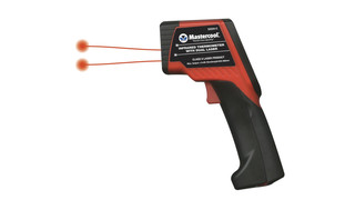 Tool Review: Mastercool Infrared Thermometer with Dual Laser
