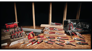 Expanded line of hand tools