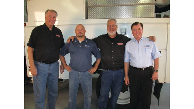 Onspot returns to MotorHead Garage