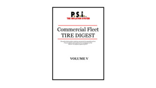 Commercial Fleet Tire Digest Volume V now available