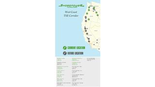 I-5 through CA, OR and WA becoming Shorepower corridor