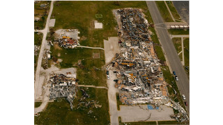 Collision Repair Education Foundation invites industry to help rebuild tornado-devastated school