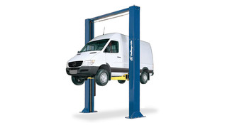 Heavy Duty Cargo Vehicle Lift No. 15000-3S