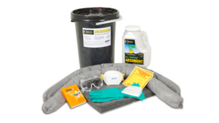 Tool Review: Impact Absorbents XSORB Vehicle Spill Kit