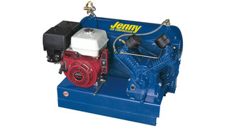 Skid-mounted Air Compressors