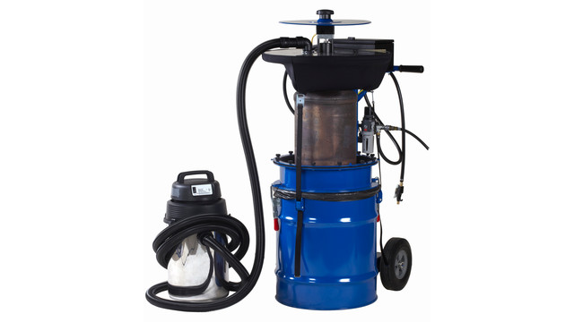 Portable Diesel Particulate Filter Cleaner