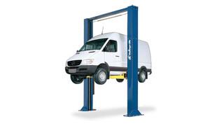 Heavy Duty Cargo Vehicle Lift No. 15000-3S