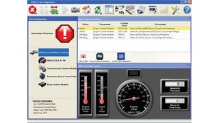 JPRO Commercial Fleet Diagnostics software v5.1