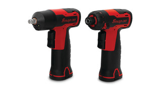 7.2V Lithium Series 1/4 Screwdriver and 3/8 Impact