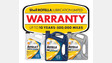 Shell Rotella lubrication limited warranty offers engine protection up to 500,000 miles