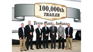 Great Dane manufacturing facility builds 100,000th trailer