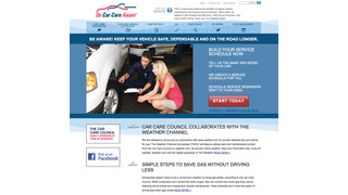 Car Care Council launches new website
