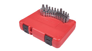 9934 34pc. Star Bit and Socket Master Set