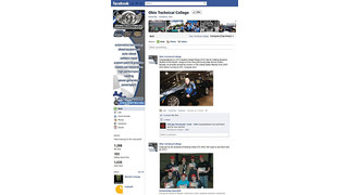 Connect with Ohio Technical College on Facebook; Twitter