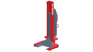 Rotary Lift adds new operator-friendly mobile column lift to line