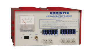 Christie 10 amp Multichannel Battery Charger No. C10612