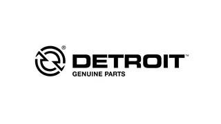 Detroit Diesel Corporation announces Detroit Genuine Parts with the Detroit Brand