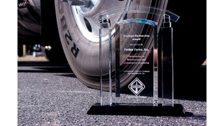 Navistar presents Perdue Farms with Strategic Partnership Award