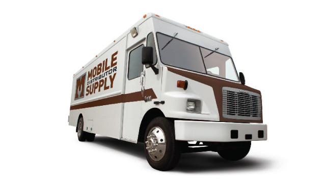 Mobile Distributor Supply available for distributors